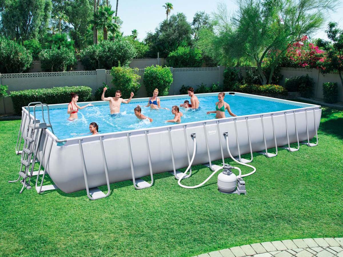 Piscine tubulaire x x m 86848 for Piscine 56