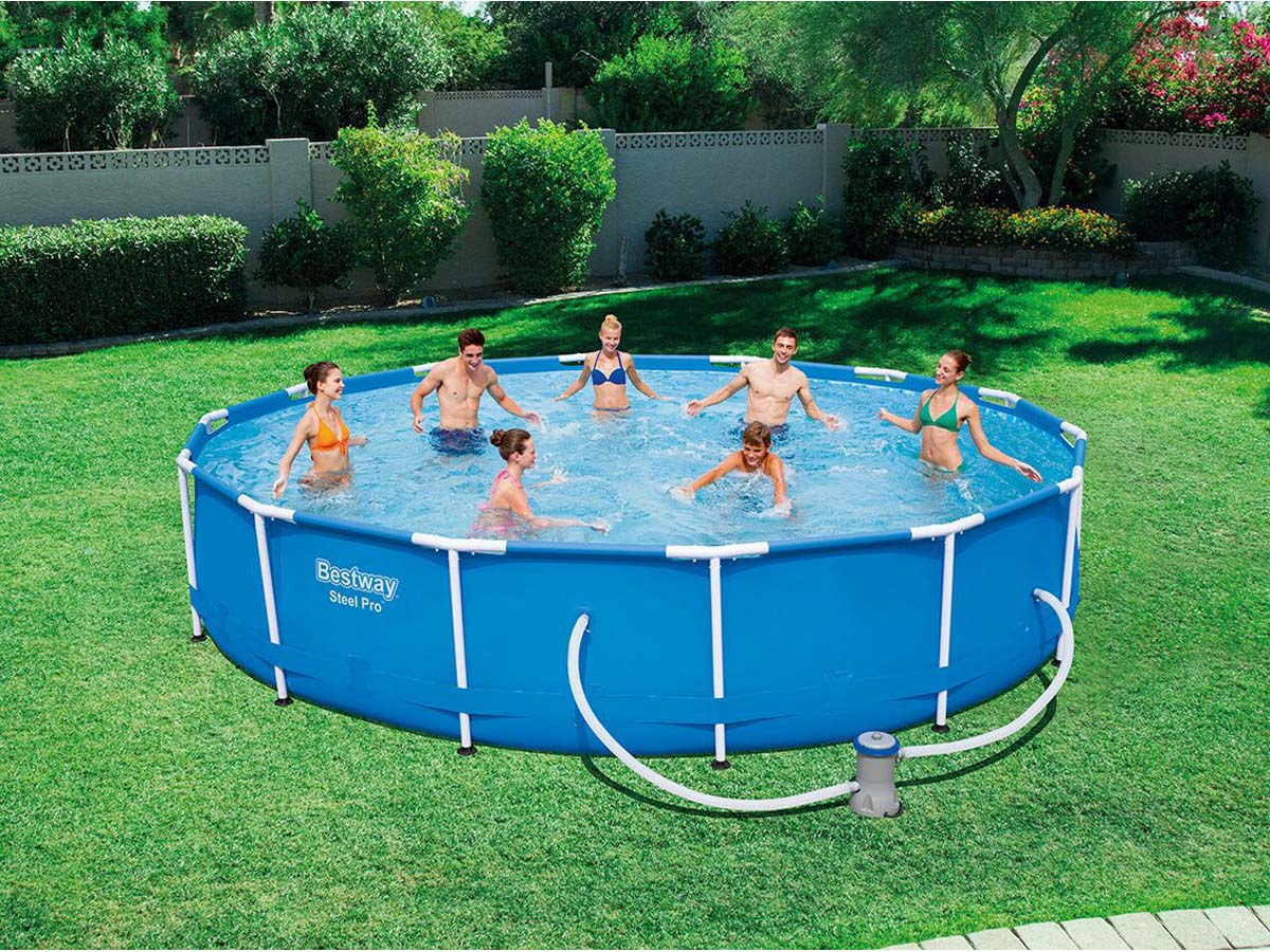 Piscine tubulaire x m 87532 for Piscine tubulaire