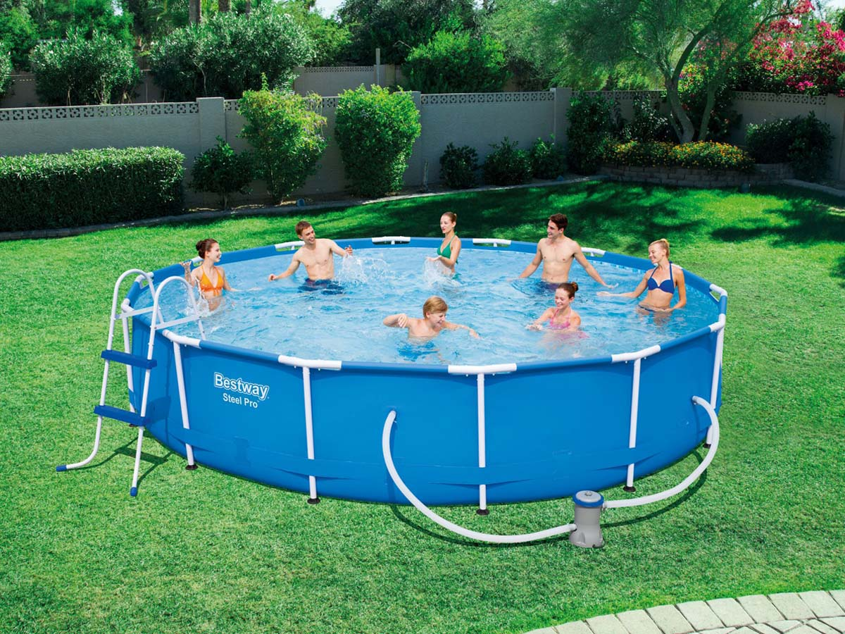 Piscine tubulaire x m 87533 for Piscine tubulaire