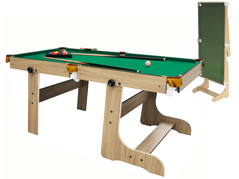 Table De Billard Pliable Enzo 65160