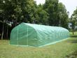 """Serre tunnel de jardin """"Althea 2"""" - vert - 36m² - 12 x 3 x 2 m"""