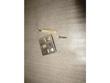 Pack d'accessoires pour lames de terrasse 4m²