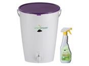 Kit Urban Composter - 15L - Violet
