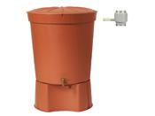 "Kit Cuve à eau ""Toscana"" - 300 L - Terracotta"