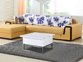 Table basse fonctionelle