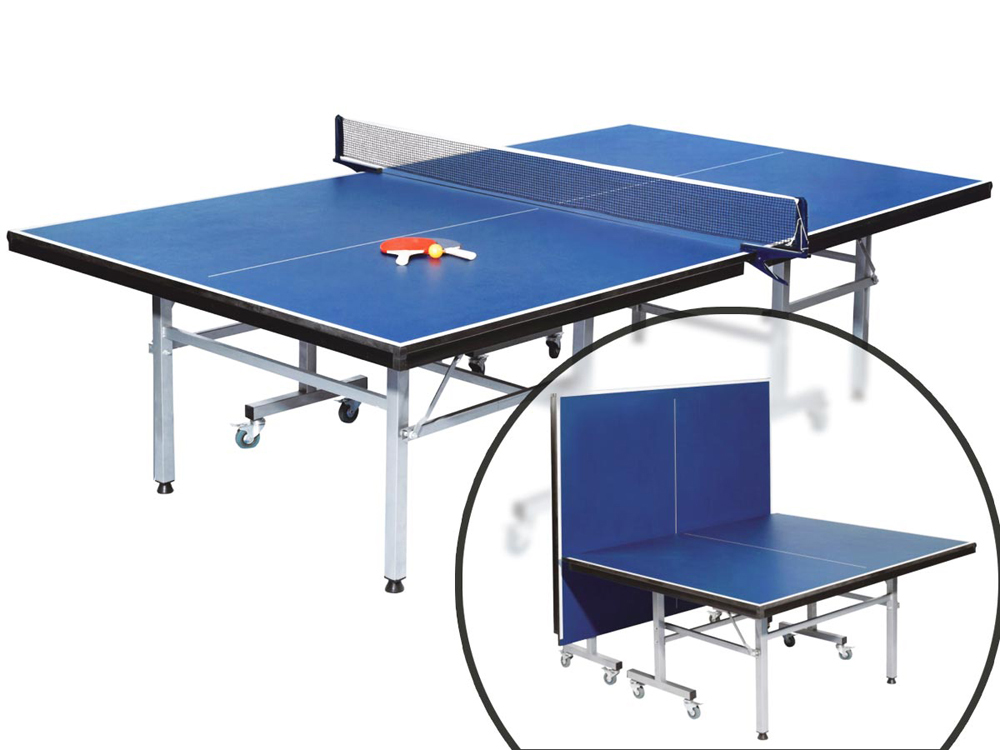 table de ping pong hugo 68020. Black Bedroom Furniture Sets. Home Design Ideas
