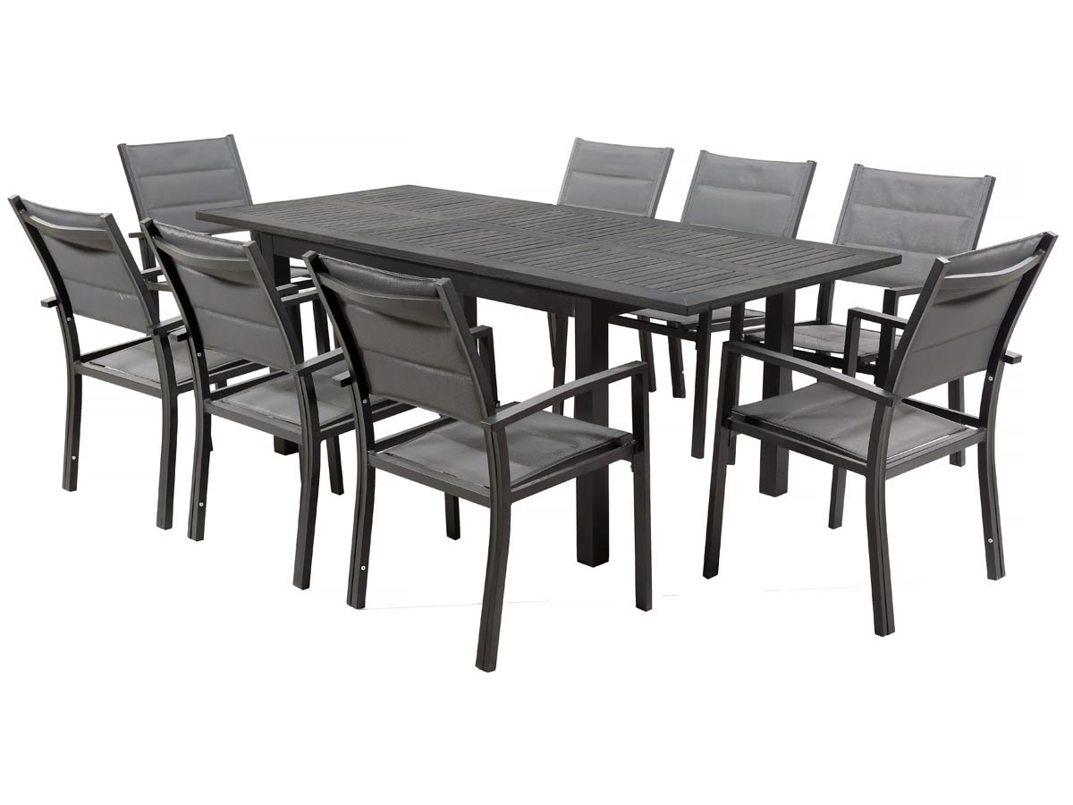 Table salon de jardin monsieur bricolage for Table de jardin ikea