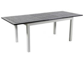 Table de jardin Alu extensible