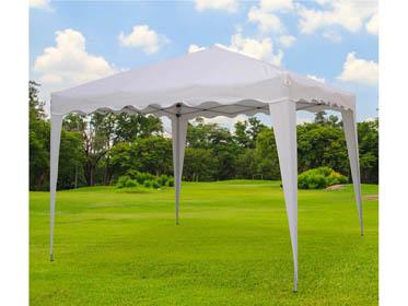 Tente de reception tonnelle for Habitat et jardin