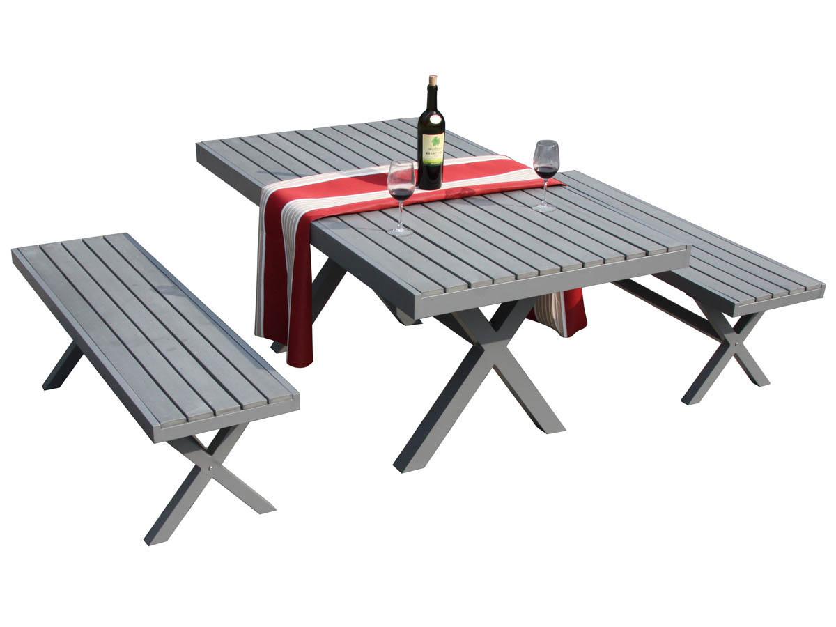 Best Table Jardin Bois Gris Pictures - Amazing House Design ...