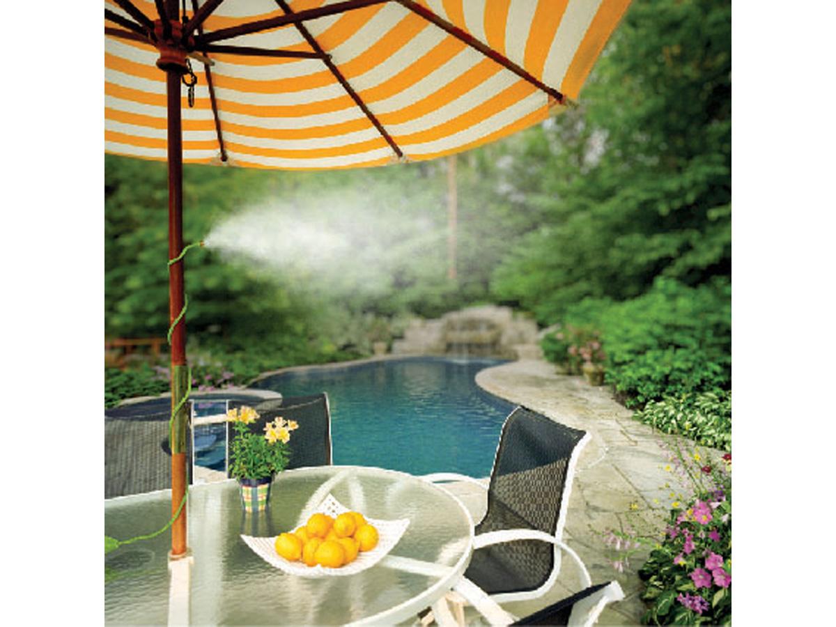 brumisateur patio mister 20 81192. Black Bedroom Furniture Sets. Home Design Ideas