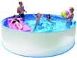 "Piscine ""Splash pool"" - Ø 4.6 × 0.9 m"