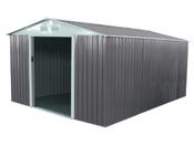 """Abri de jardin métal """"Dallas"""" - 12.99 m²"""