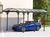 "Carport voiture ""Protector"" - 15m² - 5.05 X 3 X 2,3"
