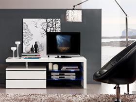 Bons plans canap s et s jour for Habitat meuble tv
