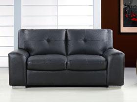 Canapé cuir/PVC