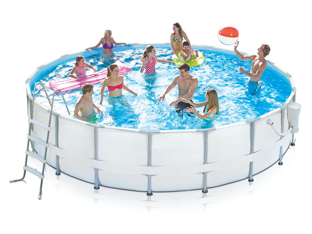 Piscine tubulaire elite flipo 1 x m 80055 for Piscine en anglais