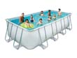"Piscine tubulaire ""Elite""- 5.49 x 2.74 x 1.32 m - Filtre sable"