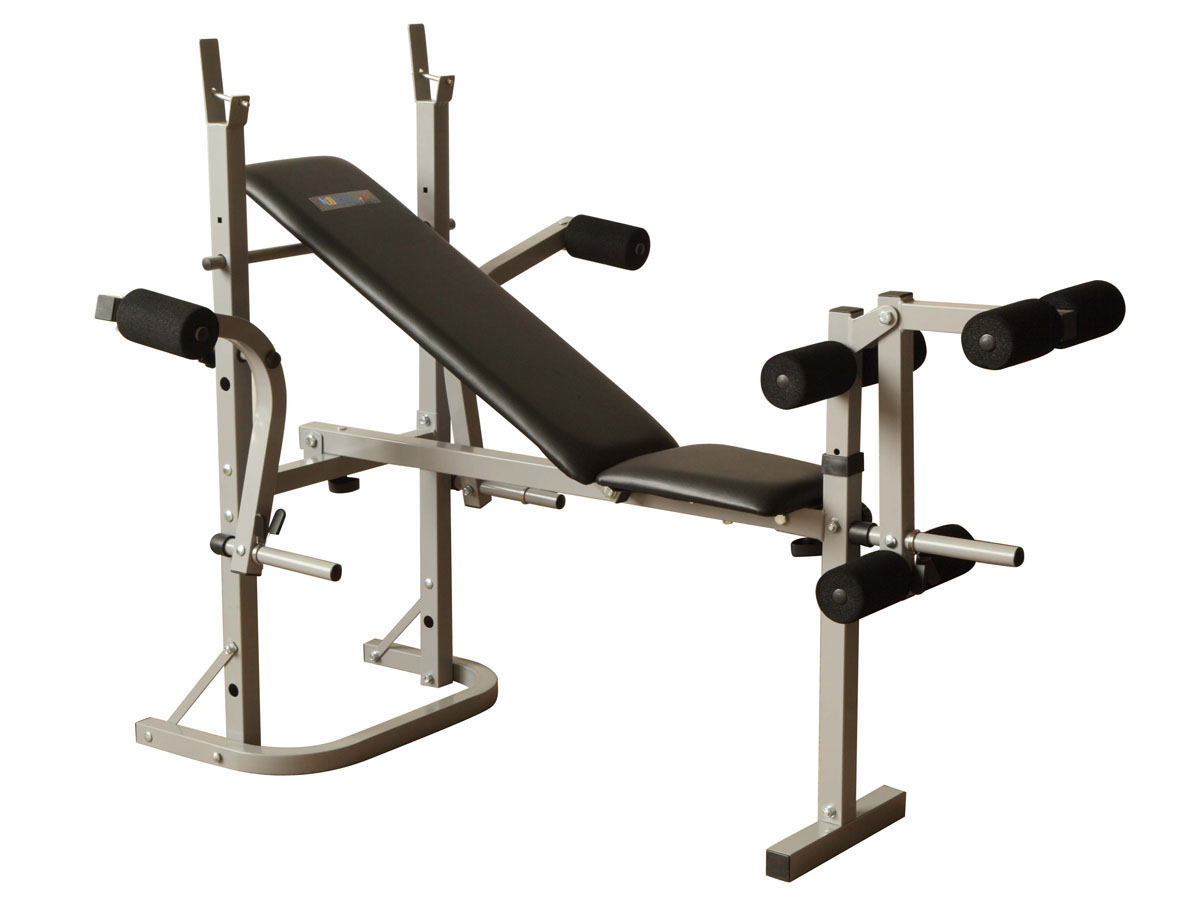 Banc de musculation strong 83770 for Banc musculation