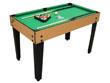 """Table de jeux 13 en 1 """"Leo"""" - 122.5 x 61 cm - Vert"""
