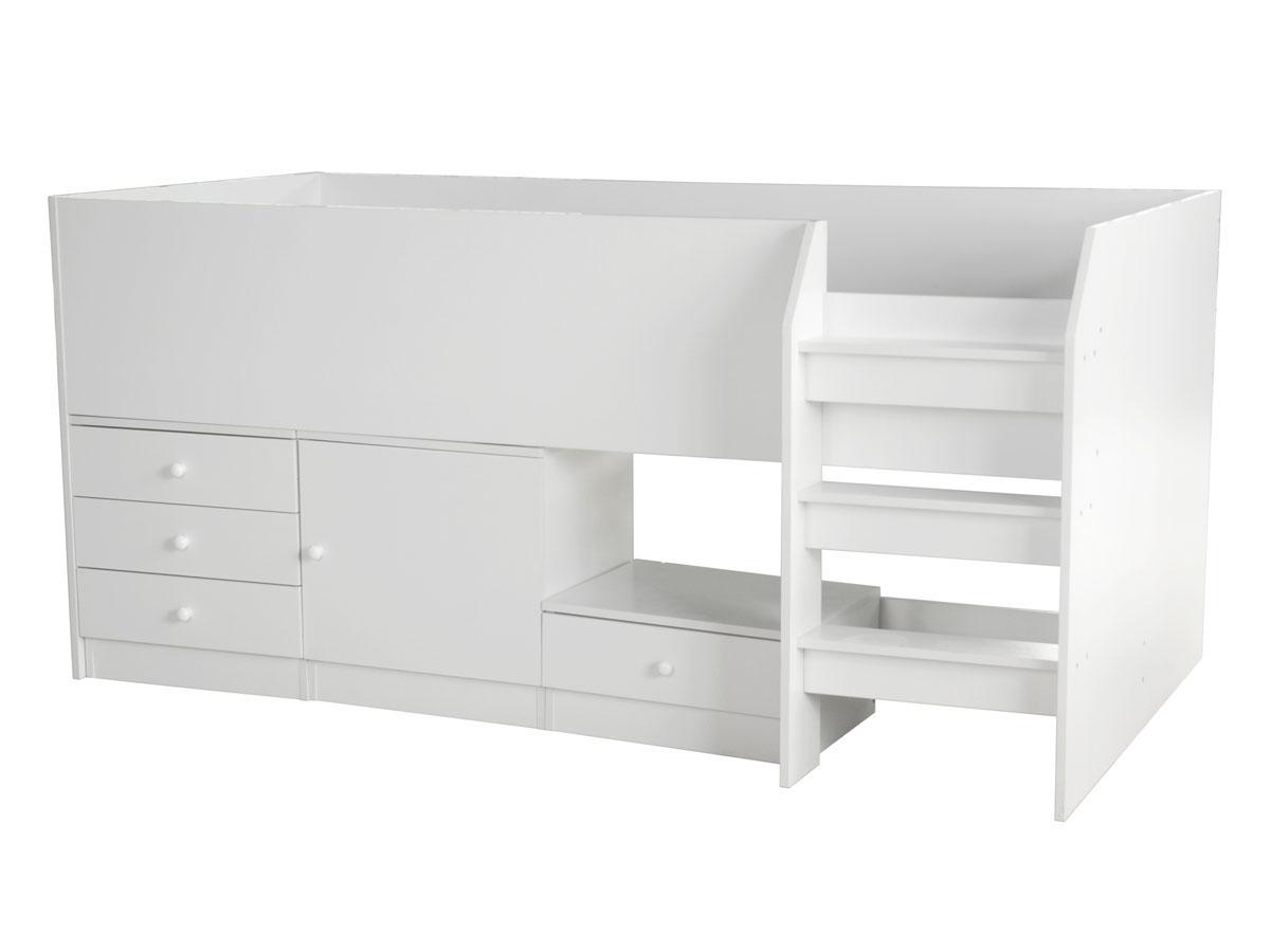 simple lit enfant ucla personne with lit carrosse conforama. Black Bedroom Furniture Sets. Home Design Ideas