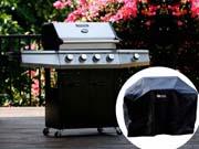 Barbecue gaz  Bingo 5  - 5 Brûleurs dont 1 latéral - 15.2kW + Housse protection