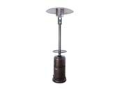 "Parasol chauffant ""Relax 1"" - 11.7 kW - Bronze"