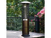 "Parasol chauffant ""Relax 2"" - 10.5 kW - Bronze"