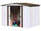 "Abri de jardin métal ""Newburgh Shed"" - 4.5 m²"