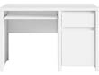 "Bureau "" Kaspian ""- 120 x 65 x 77 cm - Blanc mat"