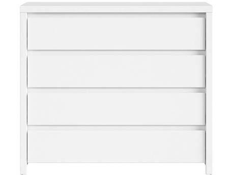 "Commode "" Kaspian "" - 105 x 40.5 x 92 cm - Banc mat"