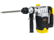 """Coffret marteau perforateur """"HY1250"""" - 1500 W - 3 forets et 2 burins"""