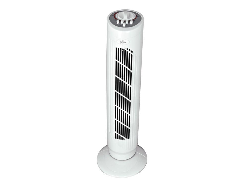 Ventilateur colonne Dakota 75 cm. minuteur 120 min