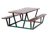 "Table de jardin ""Pique-nique"" -"