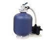 Groupe de filtration � sable - 12m3/h - 0.8 CV