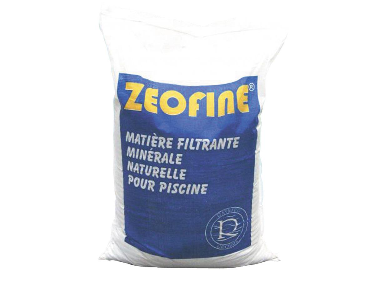 Zéolithe 0.8-1.4 mm - Sac de 19 kg