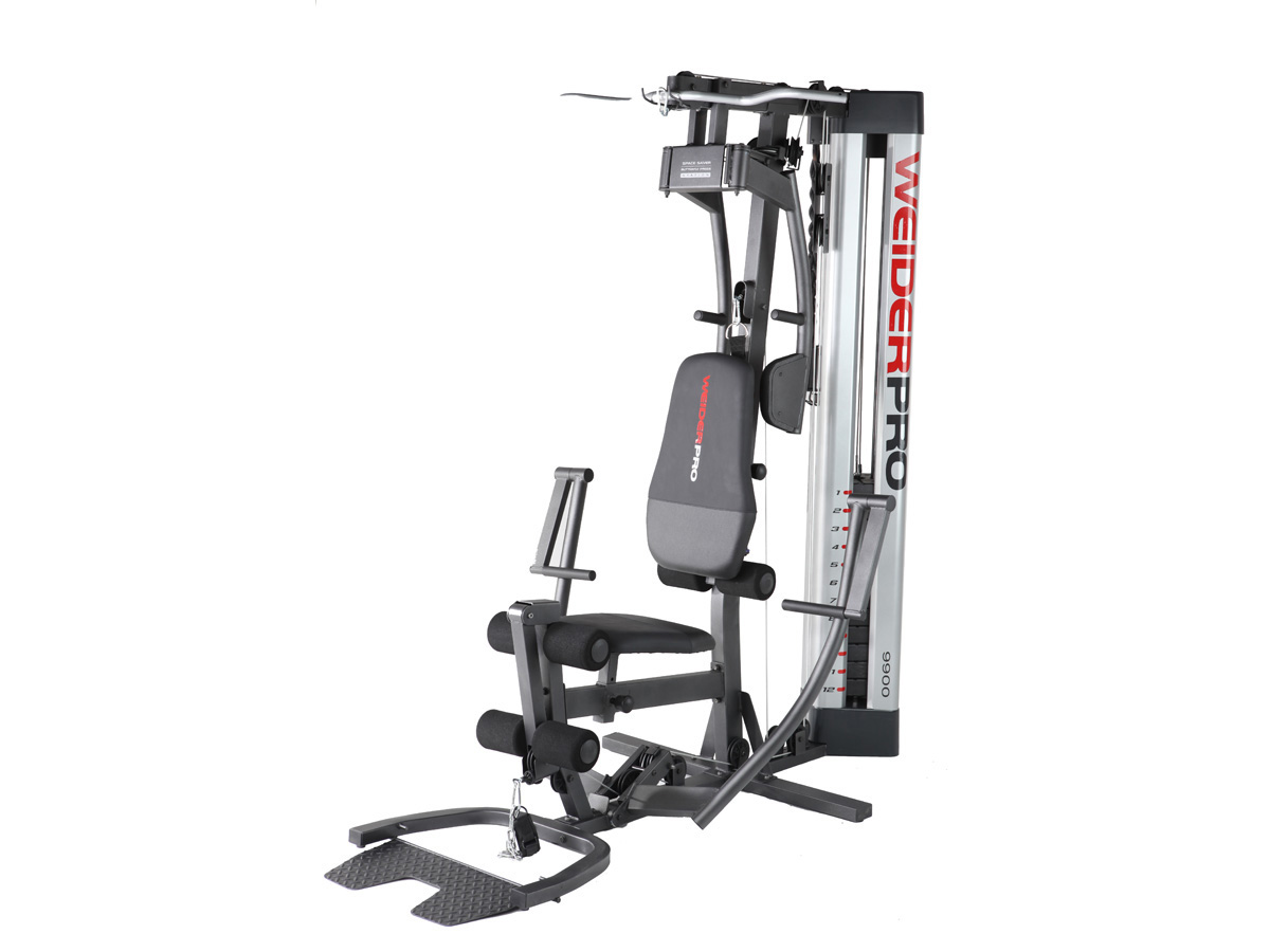 Appareil de musculation 9900 i system 65146 - Appareil musculation developpe couche ...