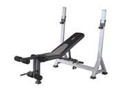 """Banc de musculation """"340 LC"""" - Capacité 140 kg"""