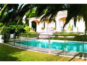 promotion Barrière souple à filet pour piscine