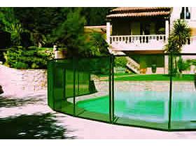 barri re souple filet pour piscine beethoven prestige 10455 10460. Black Bedroom Furniture Sets. Home Design Ideas