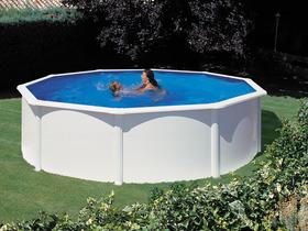 Kit piscine acier ronde
