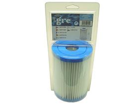 Filtration piscine - Cartouche pour filtre immergé - 2m3/h