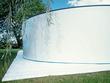 Tapis de sol feutre - 2.5 x 2.5 m