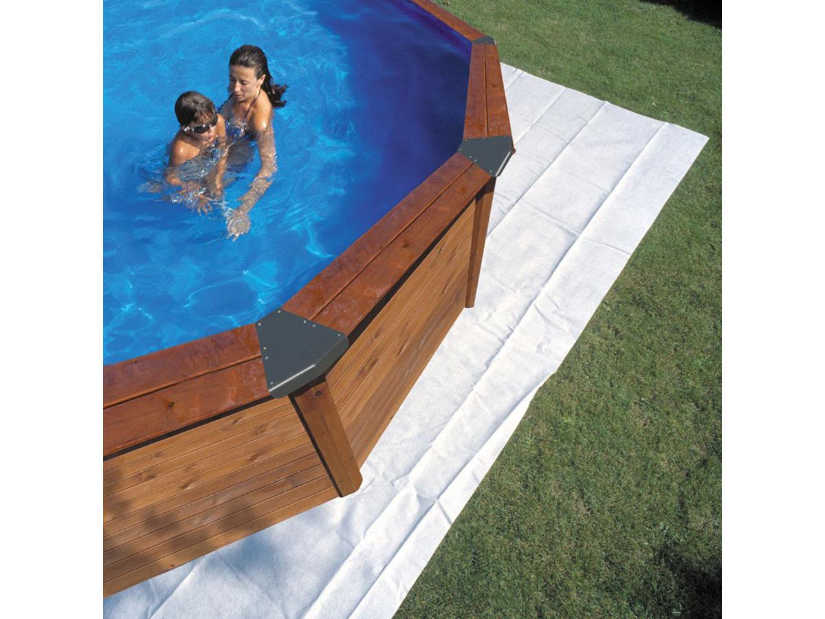 Tapis de sol feutre x m 17085 for Tapis de sol piscine