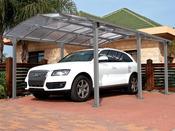 """Carport """"Almicar"""" - 18.17 m² - 5.02 x 3.62 x 2.42 m"""