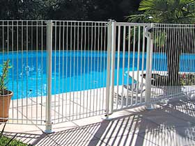 Piscine hors sol for Barriere de securite piscine hors sol