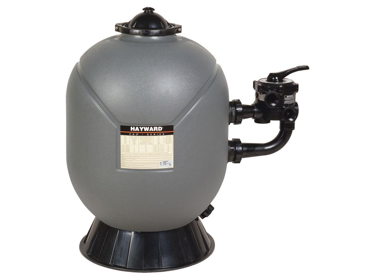 Filtre à sable side Hayward Série Pro - 11 m3/h
