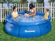 Piscine autoportante rond Fast set Pool 2.44 x 0.66m