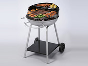 "Barbecue charbon ""Mooréa"" - Grille diamètre  54 cm"