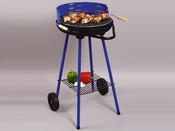 """Barbecue charbon de bois """"Nina luxe"""" - grille diamètre  42 cm"""